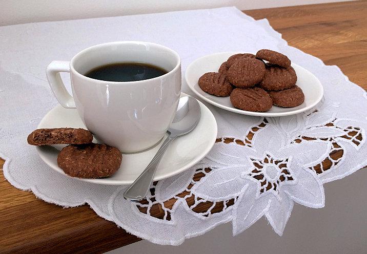 koka sušenky oplatky