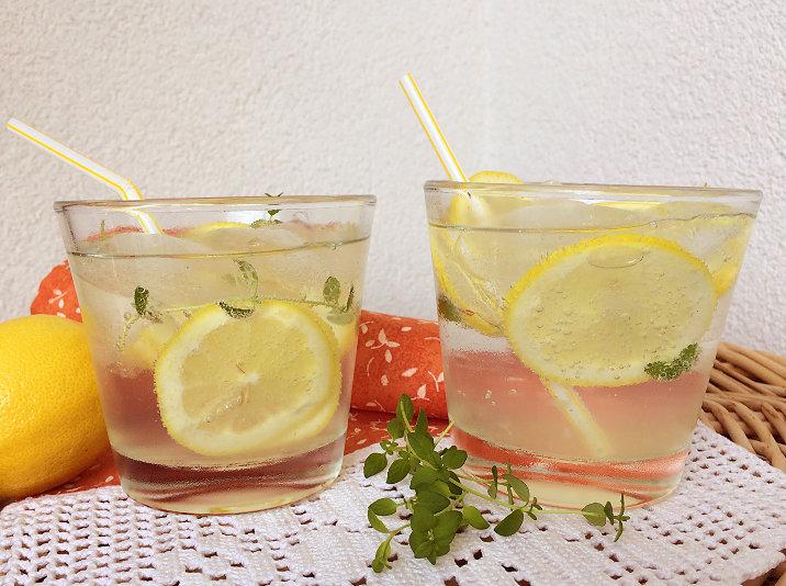 Tymiánová limonáda druhý úkol