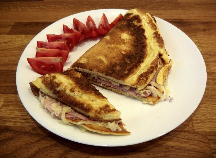 mdr vaječná omeleta