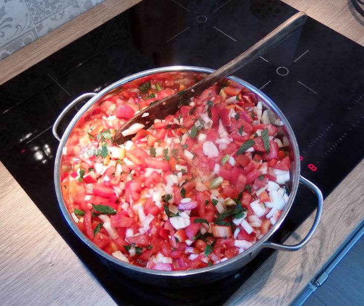 na zimu salsa